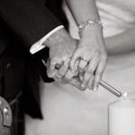 vonny wedding hands